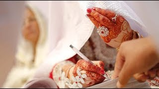 How To Perform Nikkah in a Sunnah Way | Mufti Menk