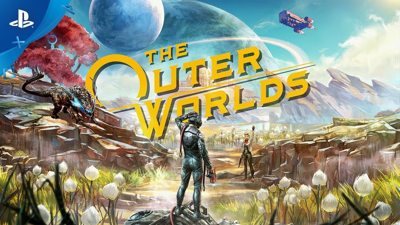 The Outer Worlds – Announcement Trailer
