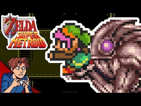 Going on a Metroid Walk | Zelda Metroid Randomizer #22 | ProJared Plays