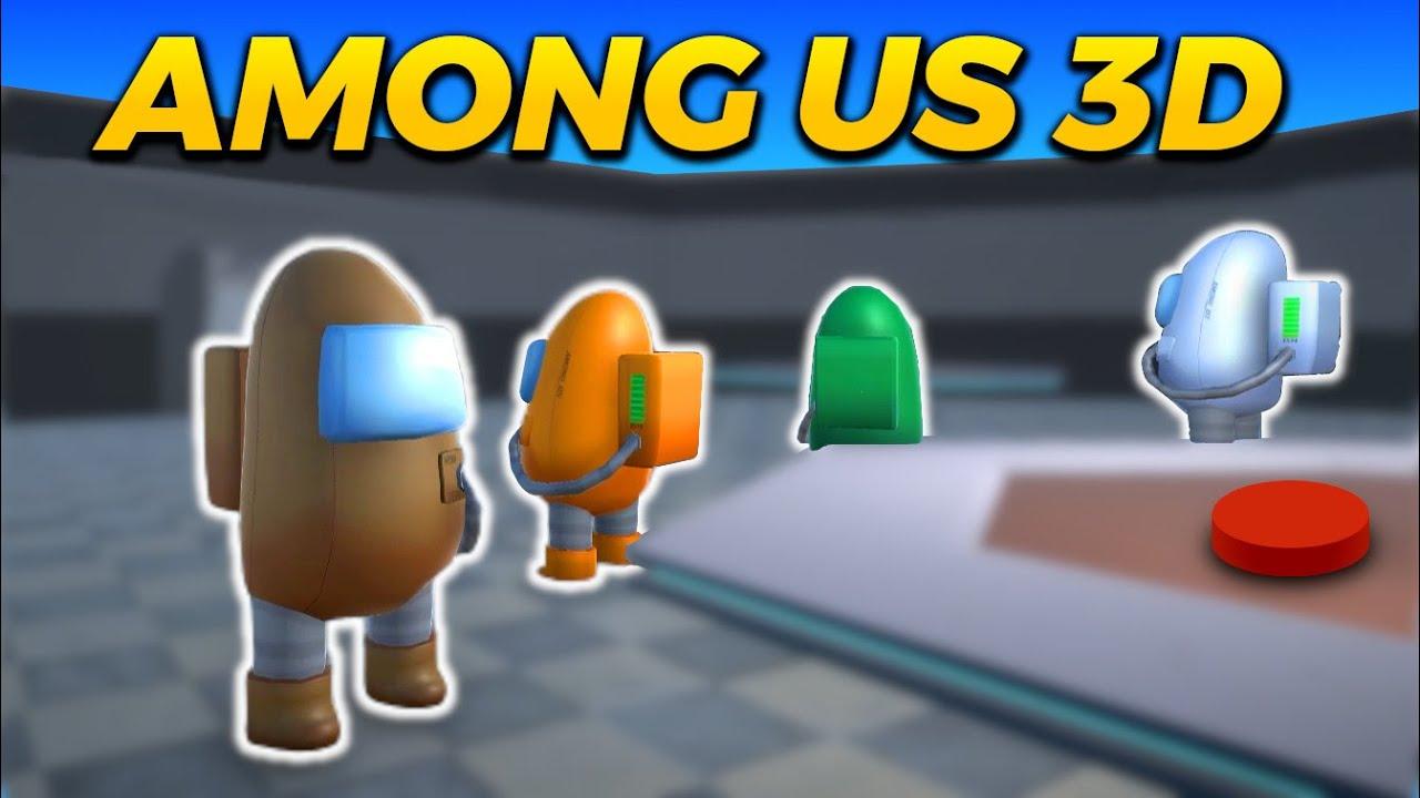 Among Us 3d Game Download Dani