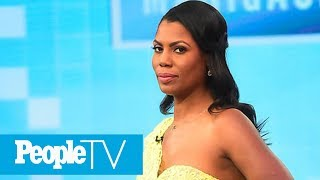 Omarosa Manigault Newman Snaps At Savannah Guthrie During Heated Interview: 'Slow Down' | PeopleTV