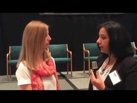 """Women in Telecom"" Interview at The New IP Conference"