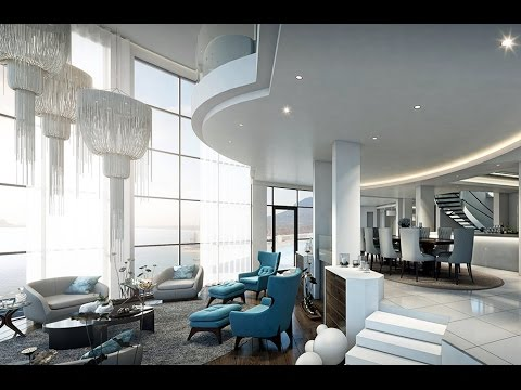 Top Billing features a nautical beach front penthouse | FULL
