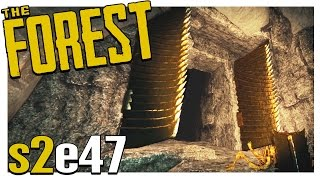 THE METAL DOORS  | The Forest Gameplay S2E47 (Alpha v0.22)