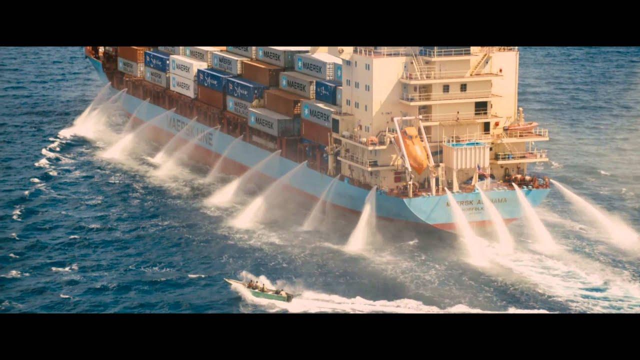 CAPITAN PHILLIPS (Captain Phillips) Trailer subtitulado