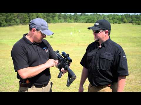 Jim Gilliland and Jason Wilson of LUCID Optics, talks Scopes!
