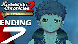 Xenoblade Chronicles 2 Torna The Golden Country - Gameplay Walkthrough Part 7 - Ending & Final Boss