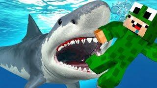 ZENGİN VS FAKİR #44 - Zenginin Evine Hırsız Giriyor (Minecraft)
