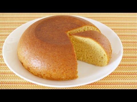 How To Make Castella Sponge Cake
