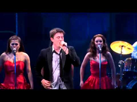 The Commitments at the Palace Theatre London