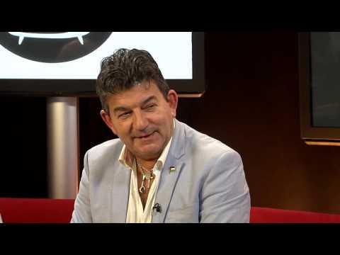 John Altman Nasty Nick from Eastenders on Nub TV