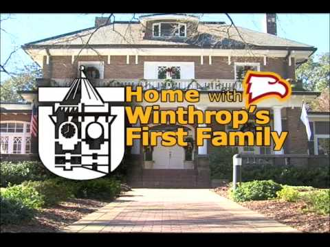 Home with Winthrop's First Family
