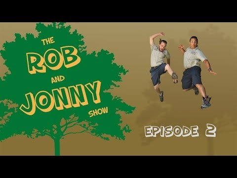 Rob & Jonny Show Episode 2: Endotherms & Ectotherms