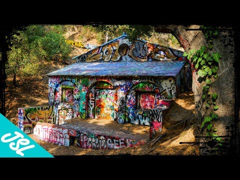 Exploring Abandoned Nazi Camp in Los Angeles - Murphy's Ranch
