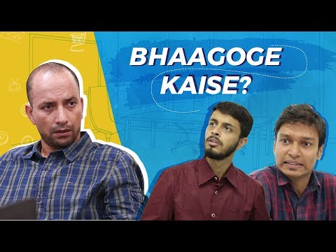 That One Guy In Every Office Ft. Deepak Dobriyal | Lucknow Central | WittyFeed