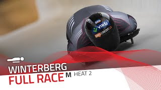 Winterberg | BMW IBSF World Cup 2020/2021 - Men's Skeleton Heat 2 | IBSF Official