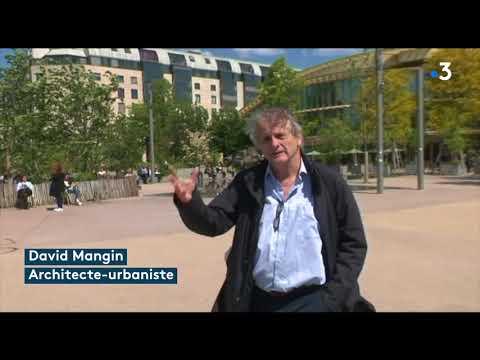 Paris : le nouveau jardin des Halles, un espace vert pas comme les autres