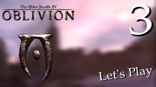 Прохождение The Elder Scrolls IV: Oblivion с Карном. Часть 3