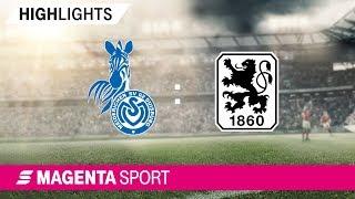 Gambar cover MSV Duisburg - 1860 München   Spieltag 9, 19/20   MAGENTA SPORT