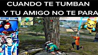 😂SI TE RIES PIERDES en FREE FIRE#3😂NIVEL HUMOR COLOMBIANO-FREE FIRE RANDOM