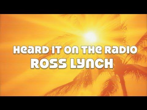 Austin & Ally - Heard It On The Radio (Lyrics)
