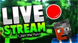 🔴PLAYING SOME MCPE MAPS...COME JOIN THE FUN! 😱