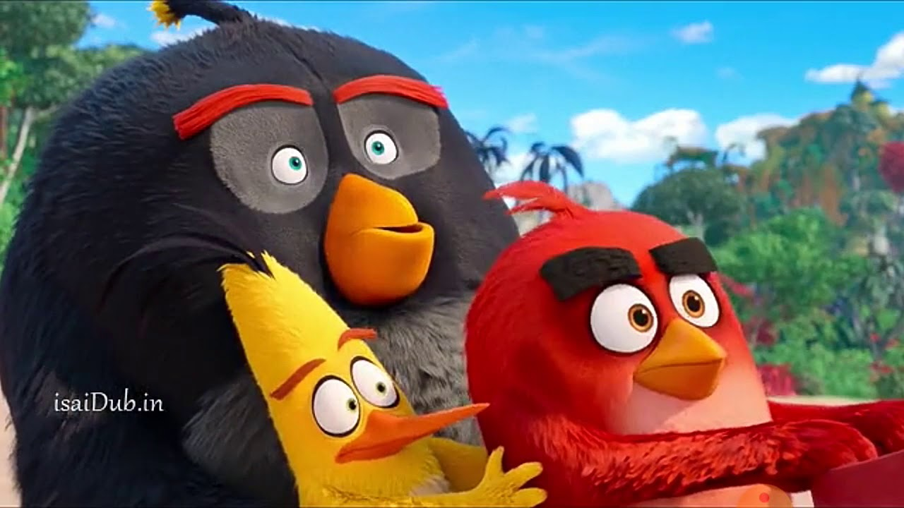 angry Birds part 1 in tamil - YouTube