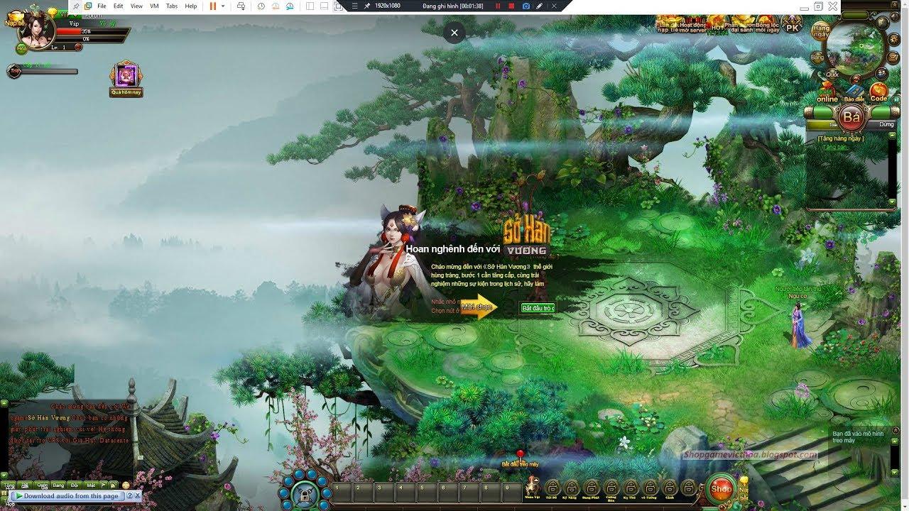WebGame Sở Hán Vương Offline Việt Hoá Free Download