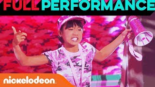 Kate Performs 'Confident' by Demi Lovato | Lip Sync Battle Shorties | Nick