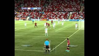FIFA 12 PC - Multiplayer Gameplay!