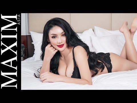 Download Nagita Silvie at Maxim Asia Magazine