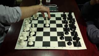 Battersea Blitz Chess Tournament: IM Bartholomew vs. Martin Devenney  [Round 12]