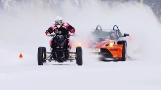 KTM X-BOW GT vs. Power-Quad EXEET - GRIP - Folge 307 - RTL2