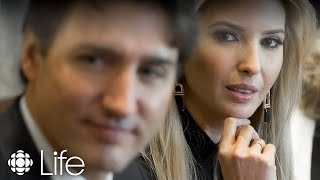 "The truth behind the Trudeau ""Mr. Steal Your Girl"" meme 