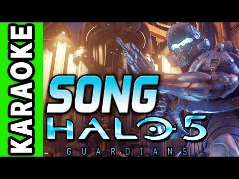 "Halo 5 SONG ""Guardian"" - Instrumental / Karaoke (TryHardNinja & JT Machinima)"