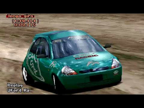 Playstation  Gran Turismo  Ford Ka Rally