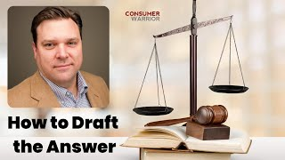 How To Draft An Answer To A Debt Collection Lawsuit (2021 Update)