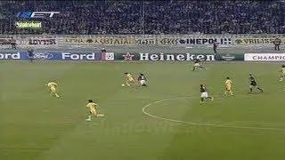 ΑΕΚ - Μίλαν 1-0 {Στιγμιότυπα} {21/11/2006}