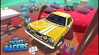 Mini Pocket Racers