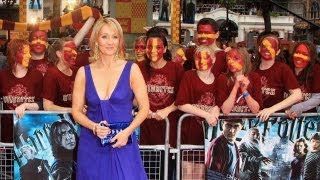 J.k. Rowling's Star-power Is Put To The Test