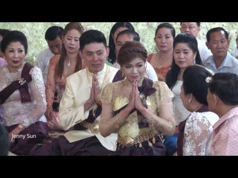 Cambodian Traditional Wedding - How We Celebrate Traditional Wedding In Asia