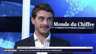 L'interview : Juriactes automatise les actes juridiques