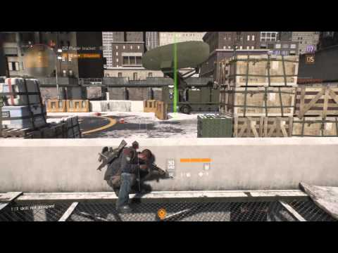 Tom Clancy's: The Division Closed Beta Gameplay (PS4)