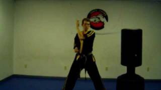 karate for beginners lesson 2