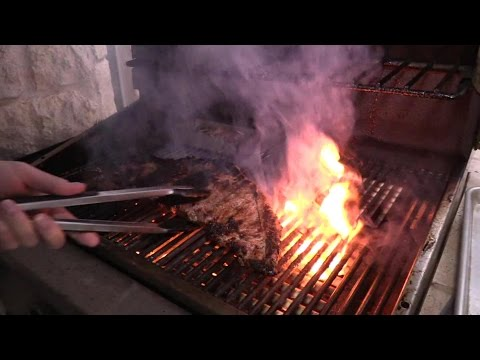 How to make the best fajitas on grill