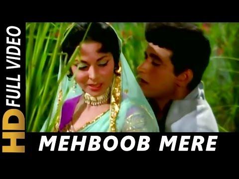Mehboob Mere | Mukesh, Lata Mangeshkar | Patthar Ke Sanam 1967 Songs | Manoj Kumar
