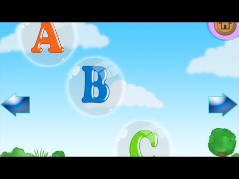 ABC Song For Kids | Nuresry Rhymes | ABC Song App