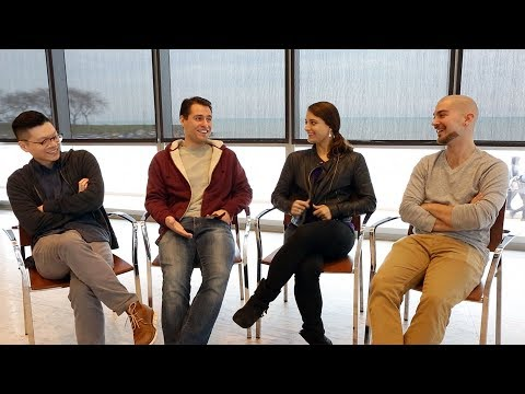 A conversation with the Dover Quartet