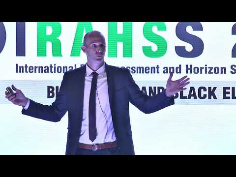 [IRAHSS 2017] Purpose and Prosperity in the Fourth Industrial Revolution by Thomas Philbeck