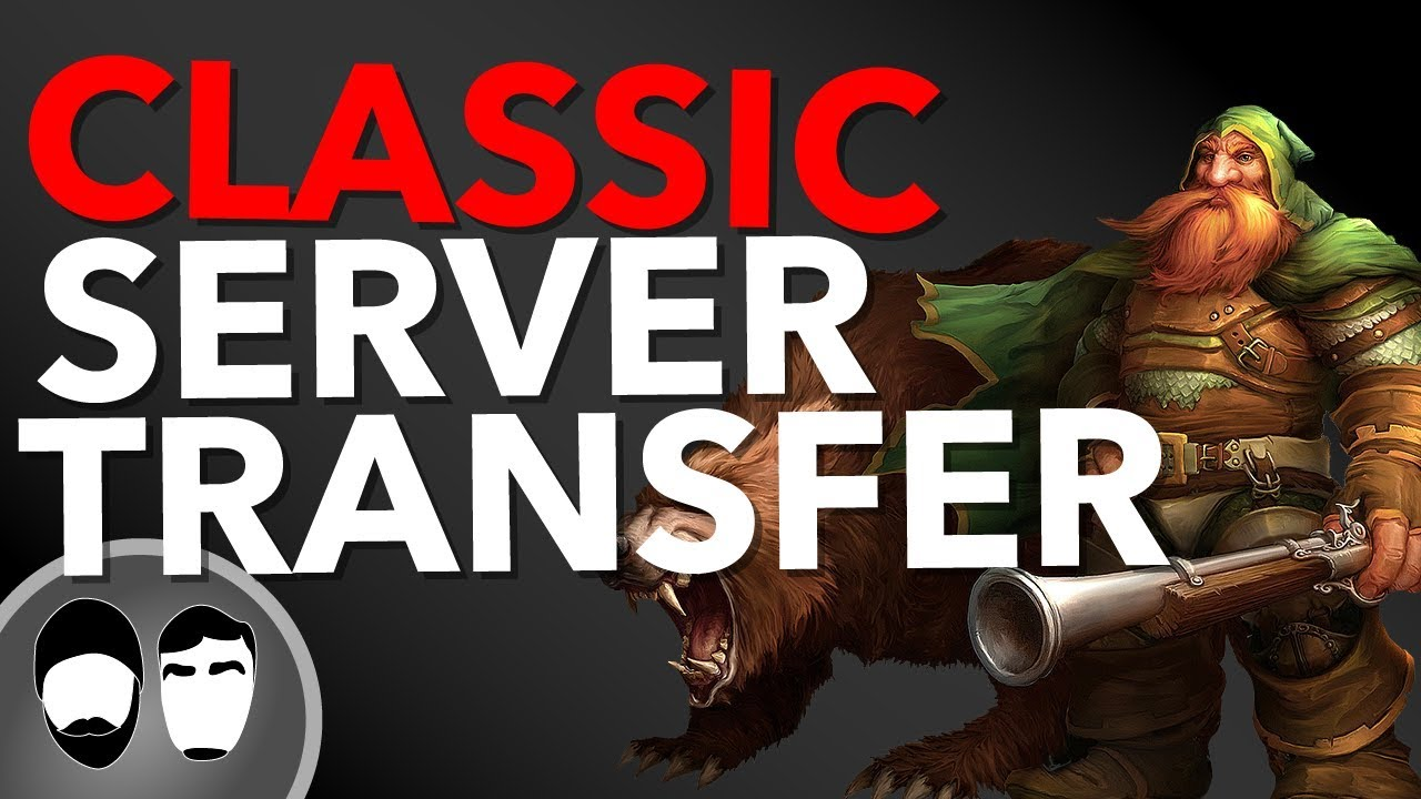 WOW Classic FREE Server transfers! | Wow Classic News